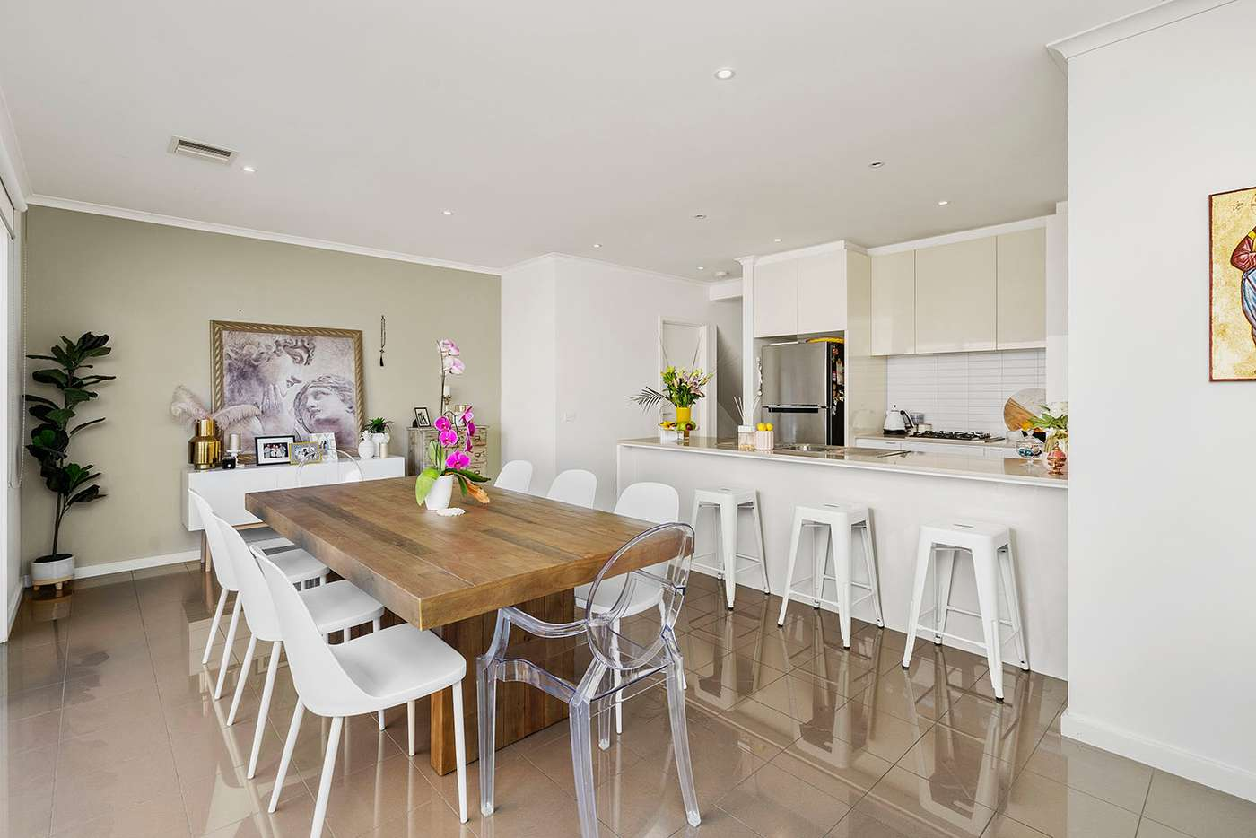 Main view of Homely townhouse listing, 8 Bernie Smith Street, Mulgrave VIC 3170