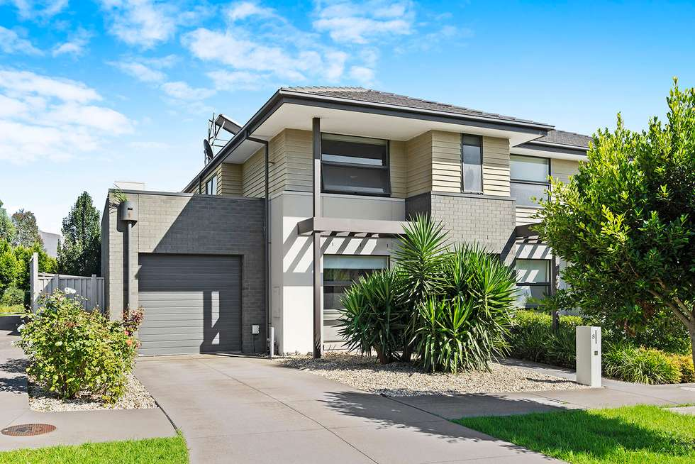 Third view of Homely townhouse listing, 8 Bernie Smith Street, Mulgrave VIC 3170