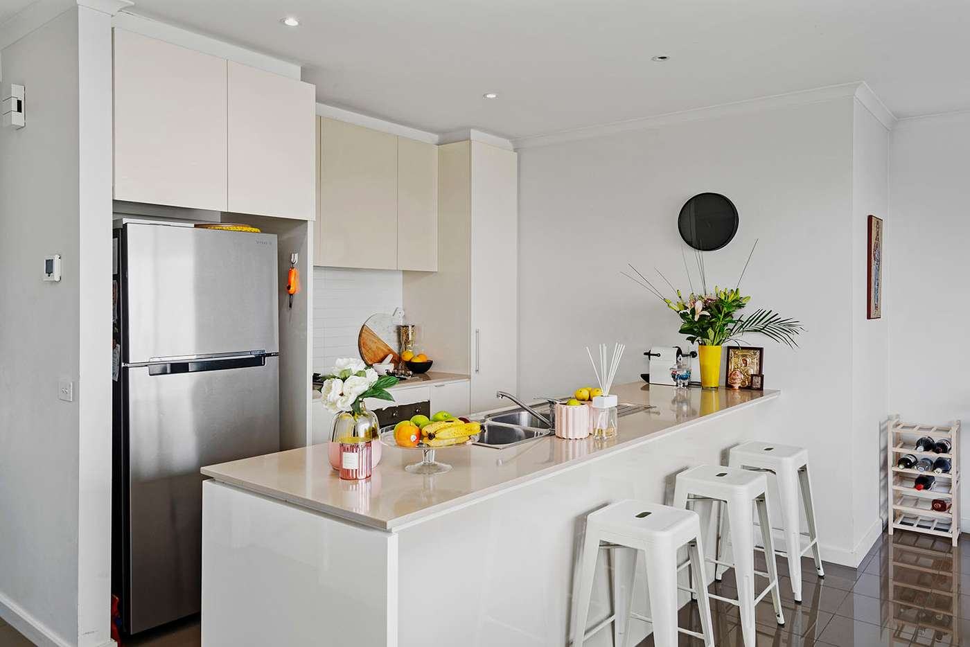 Fifth view of Homely townhouse listing, 8 Bernie Smith Street, Mulgrave VIC 3170