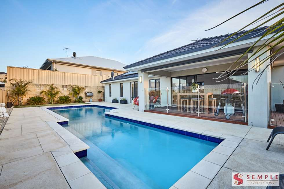 Second view of Homely house listing, 70 Mannikin Heights, Beeliar WA 6164