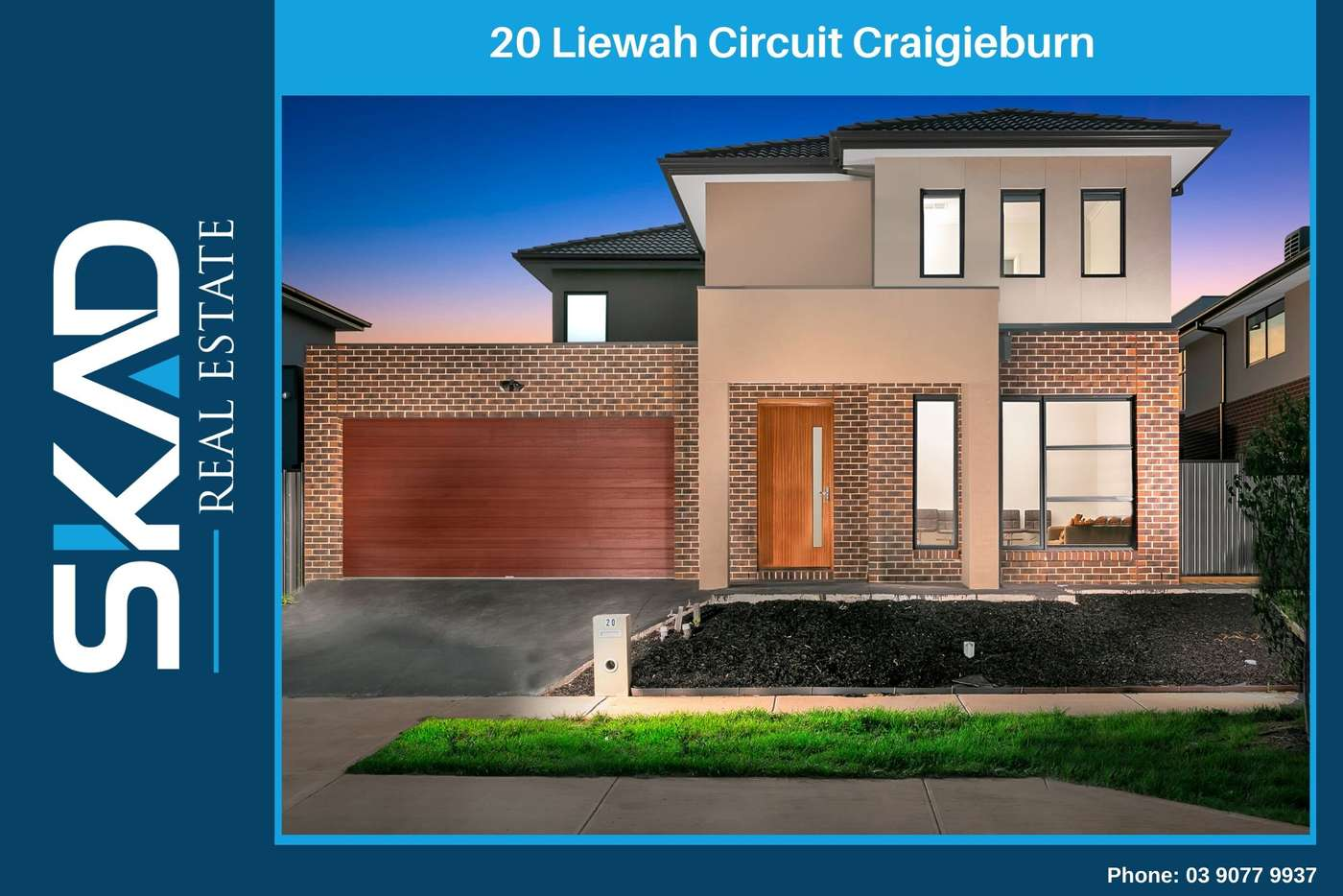 Main view of Homely house listing, 20 Liewah Circuit, Craigieburn VIC 3064