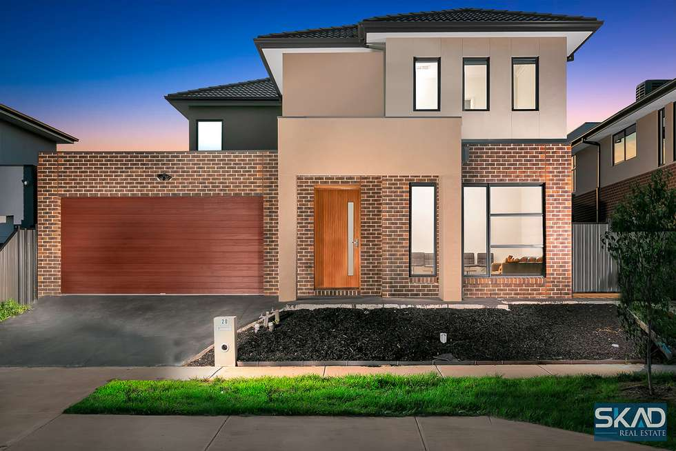 Second view of Homely house listing, 20 Liewah Circuit, Craigieburn VIC 3064