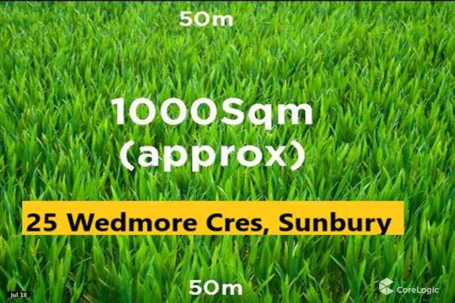 25 Wedmore Crescent, Sunbury VIC 3429