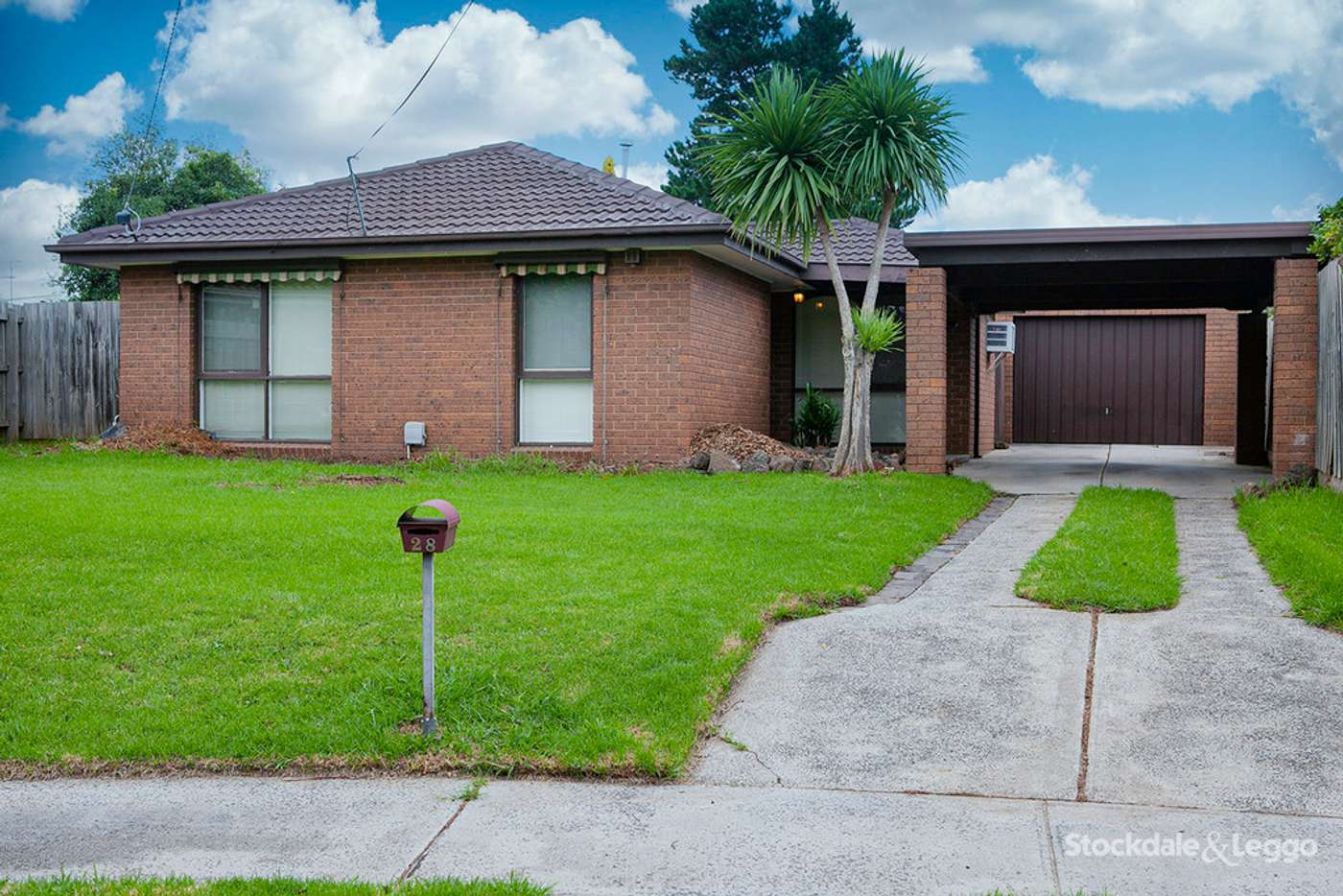 Main view of Homely house listing, 28 Judith Street, Dandenong North VIC 3175