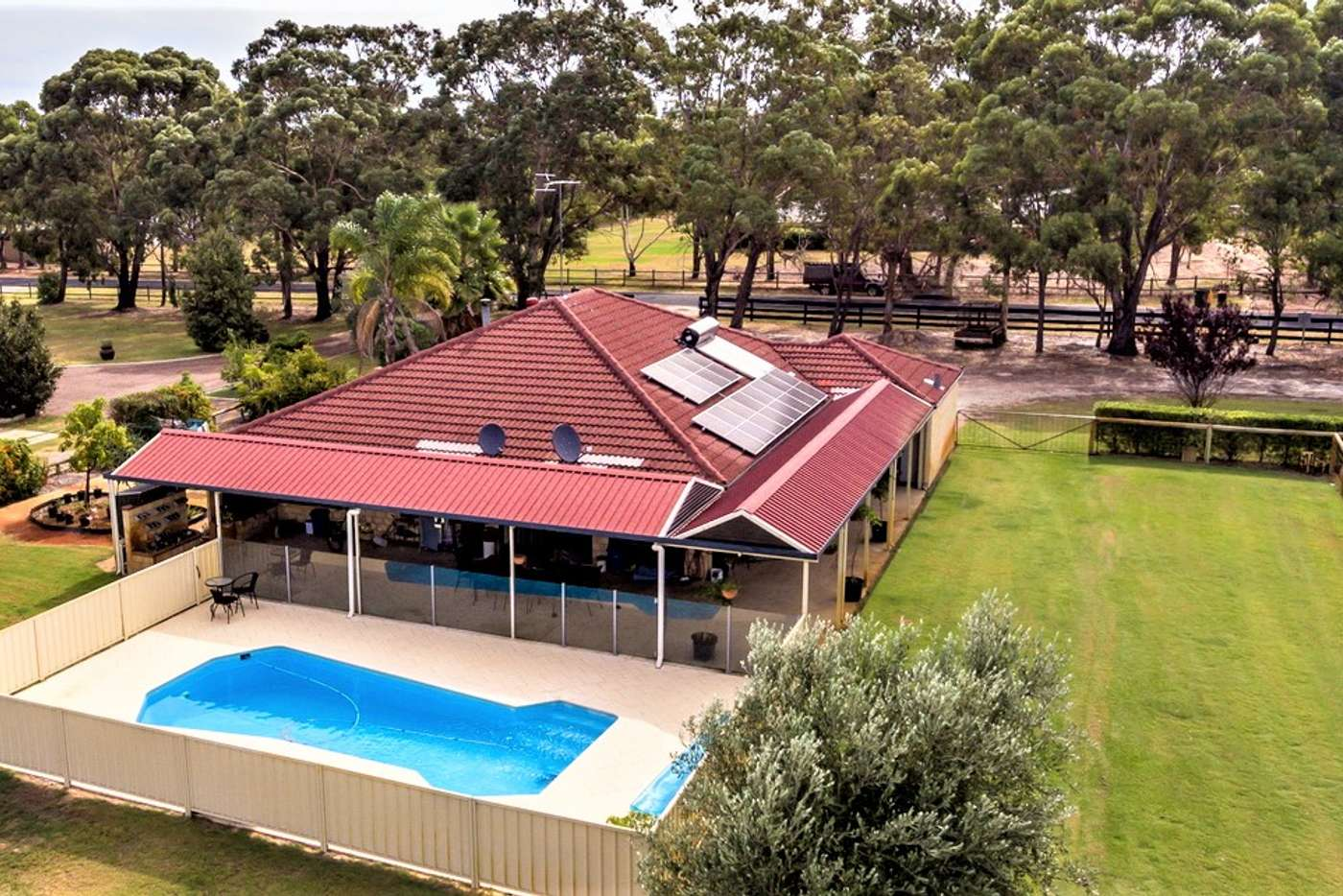 Main view of Homely house listing, 61 EAGLEHAWK DRIVE, Ravenswood WA 6208