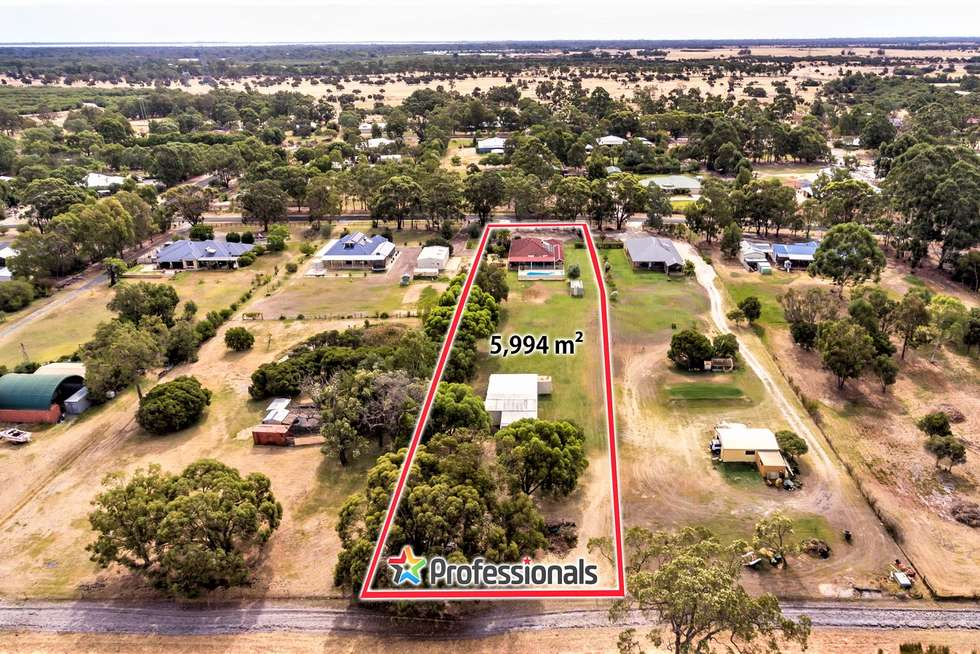 Third view of Homely house listing, 61 EAGLEHAWK DRIVE, Ravenswood WA 6208