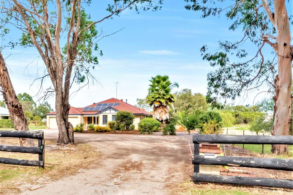 Fifth view of Homely house listing, 61 EAGLEHAWK DRIVE, Ravenswood WA 6208