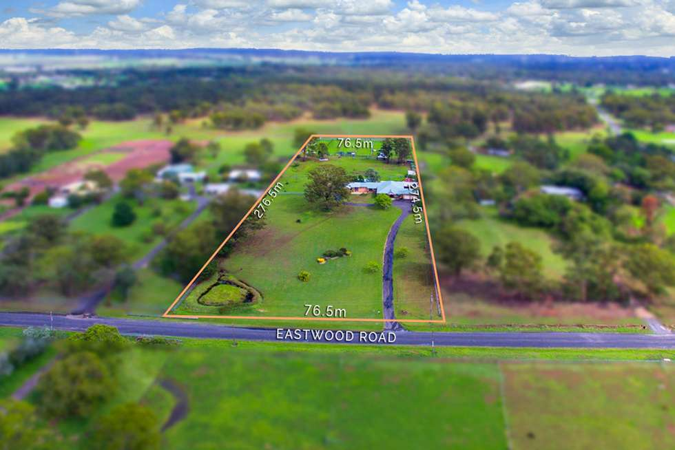 Second view of Homely acreageSemiRural listing, 340 Eastwood Road, Leppington NSW 2179