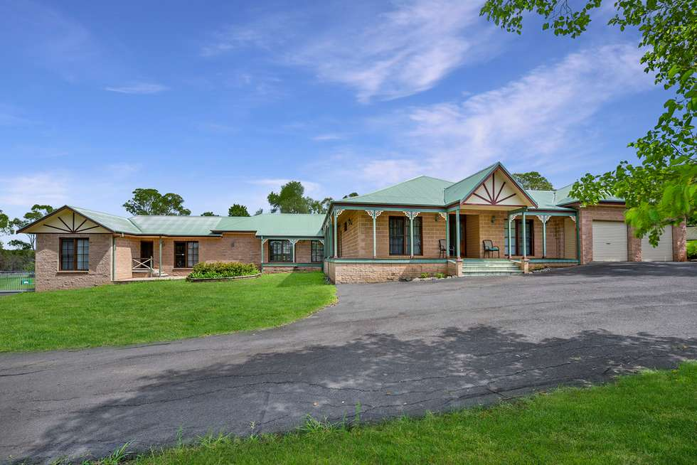 Third view of Homely acreageSemiRural listing, 340 Eastwood Road, Leppington NSW 2179
