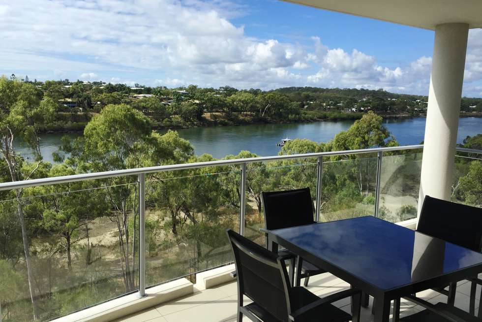 Fourth view of Homely apartment listing, 14/2 The Promenade, Boyne Island QLD 4680