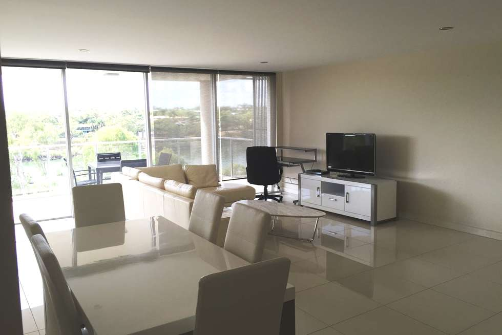 Fifth view of Homely apartment listing, 14/2 The Promenade, Boyne Island QLD 4680