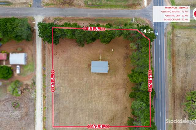 Lot 1, 32 Tolson Street, Teesdale VIC 3328