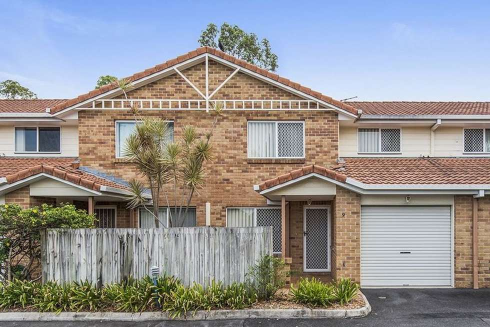 Second view of Homely house listing, 9/18 Swan Lake Crescent, Calamvale QLD 4116