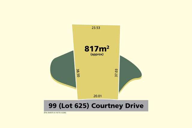 99 (Lot 625) Courtney Drive, Sunbury VIC 3429