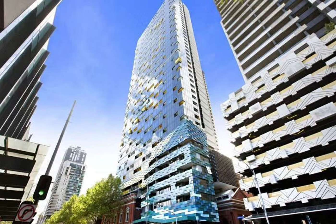 Sixth view of Homely apartment listing, 4104/220 Spencer Street, Melbourne VIC 3000
