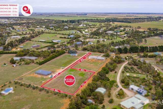 Lot 3/116 Eagle Court, Teesdale VIC 3328