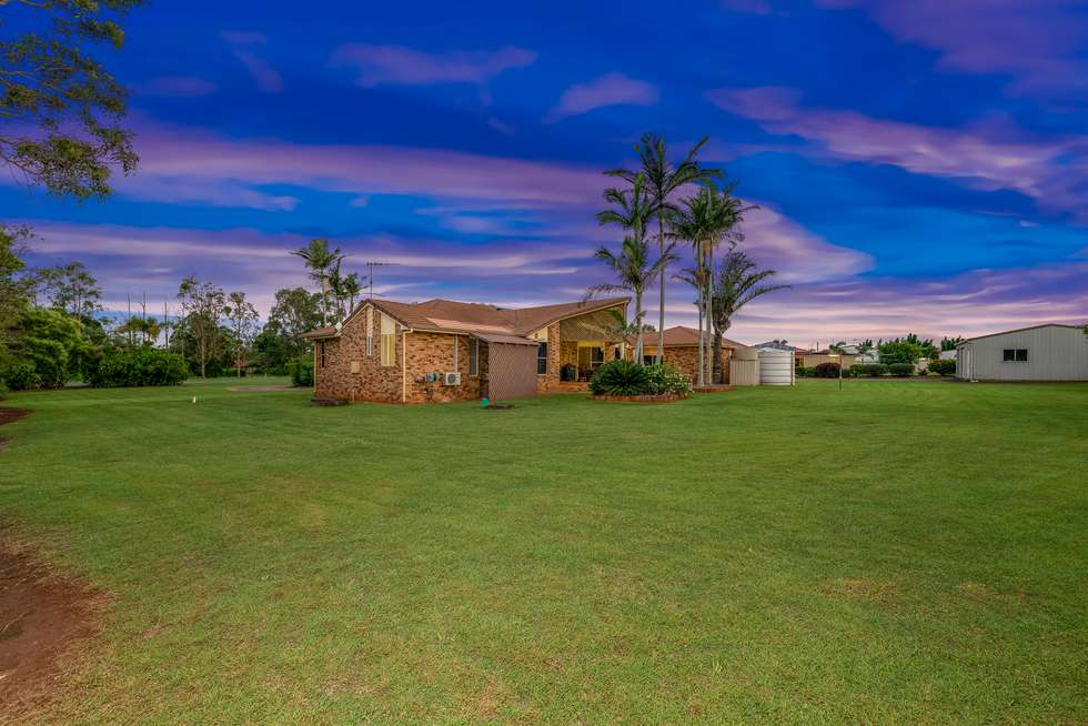 Second view of Homely house listing, 19 Rosedale Road, Oakwood QLD 4670