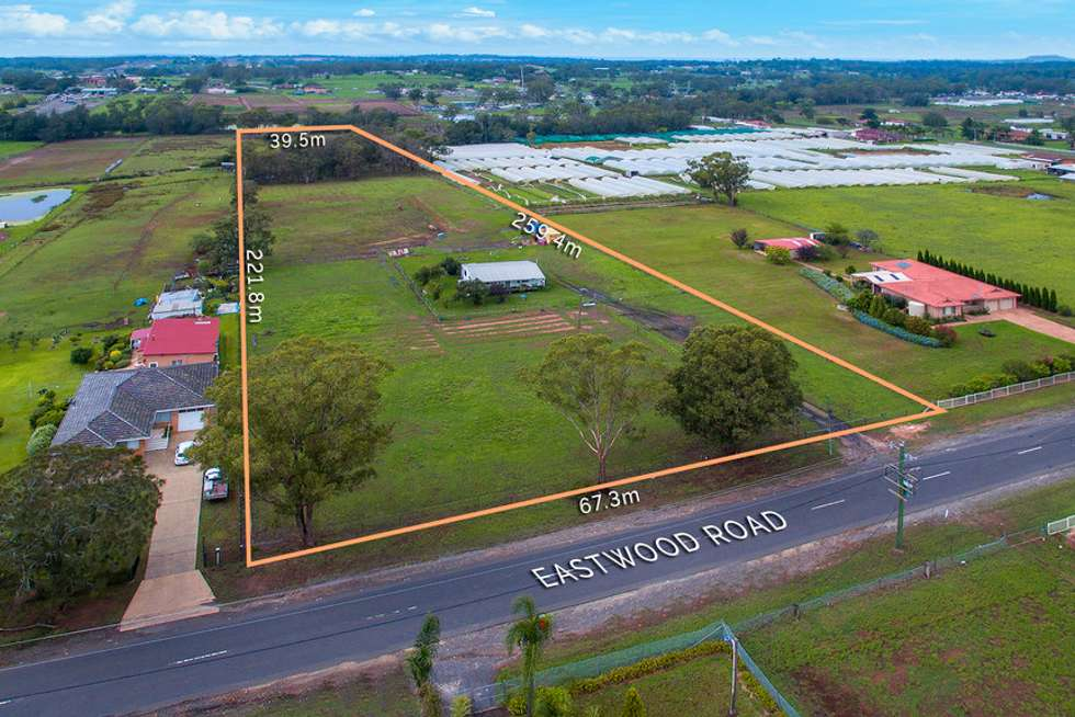 Third view of Homely acreageSemiRural listing, 125 Eastwood Road, Leppington NSW 2179