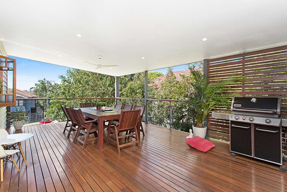 Second view of Homely house listing, 24 Elgin Street, Alderley QLD 4051