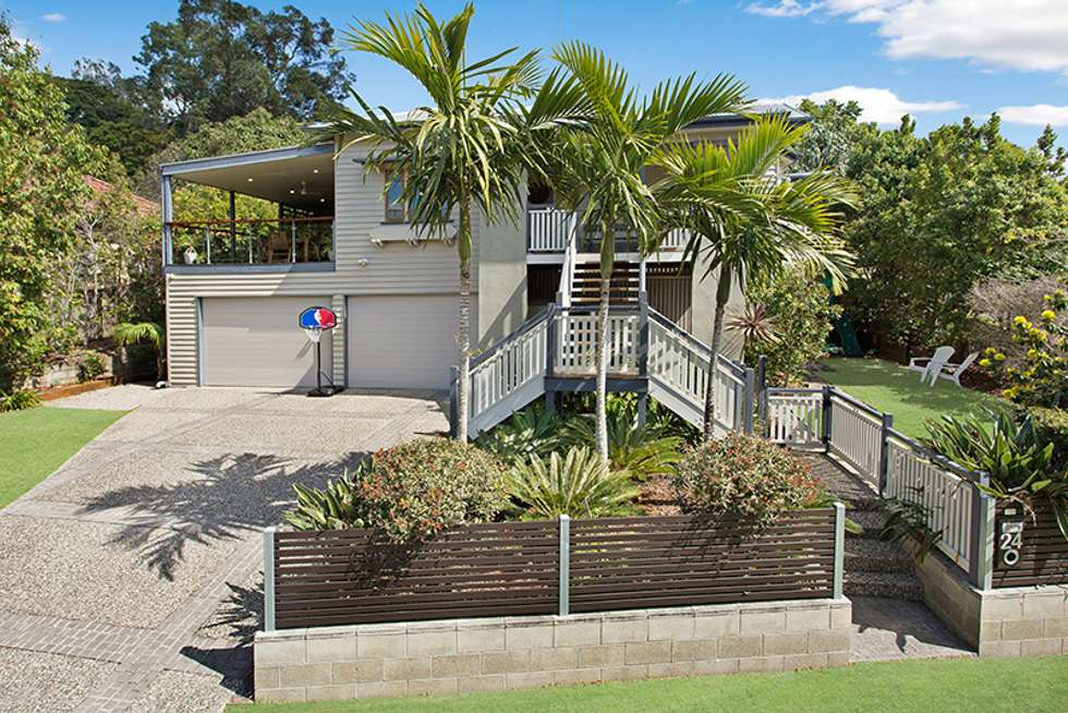 Third view of Homely house listing, 24 Elgin Street, Alderley QLD 4051