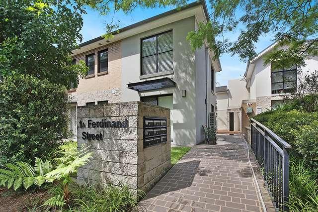 15/1A Ferdinand Street, Hunters Hill NSW 2110