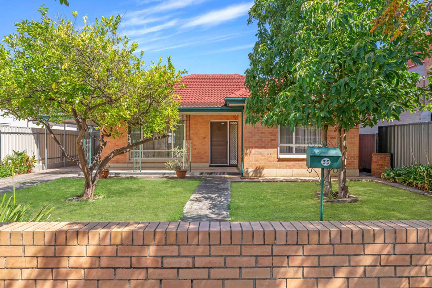 Main view of Homely house listing, 35 Elizabeth Street, Evandale SA 5069