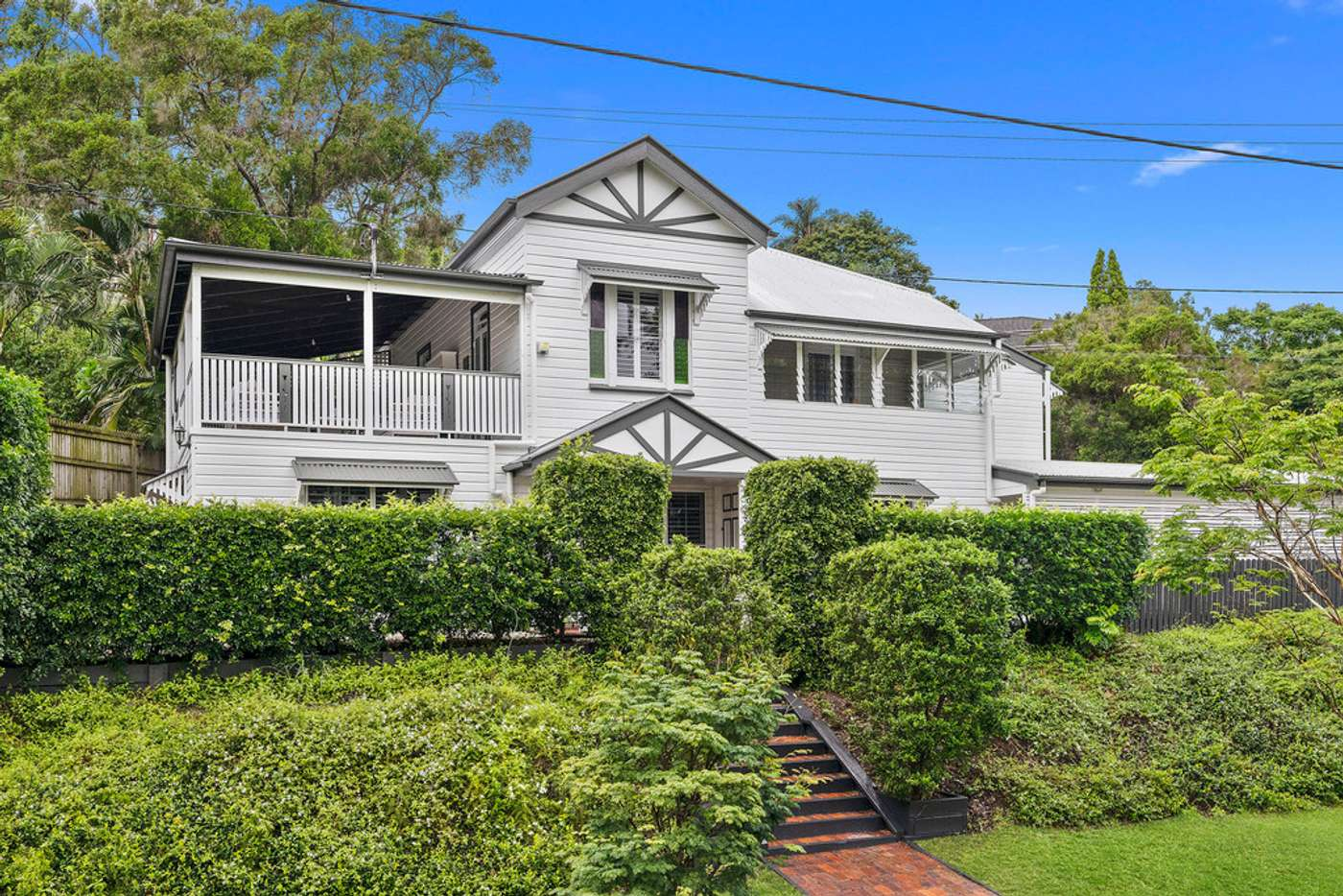Main view of Homely house listing, 145 Abuklea Street, Newmarket QLD 4051