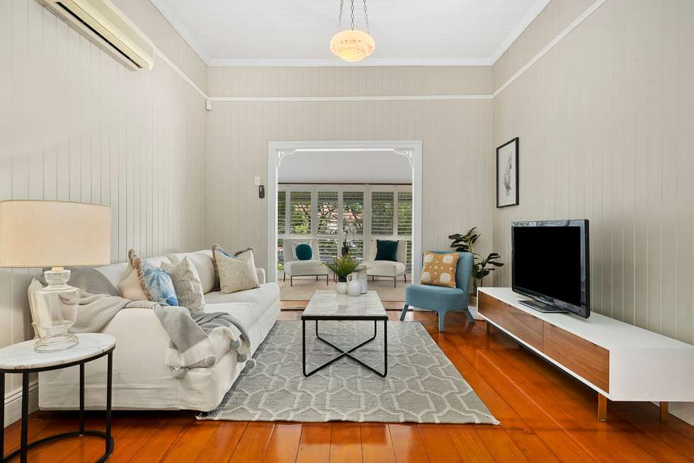 Second view of Homely house listing, 145 Abuklea Street, Newmarket QLD 4051