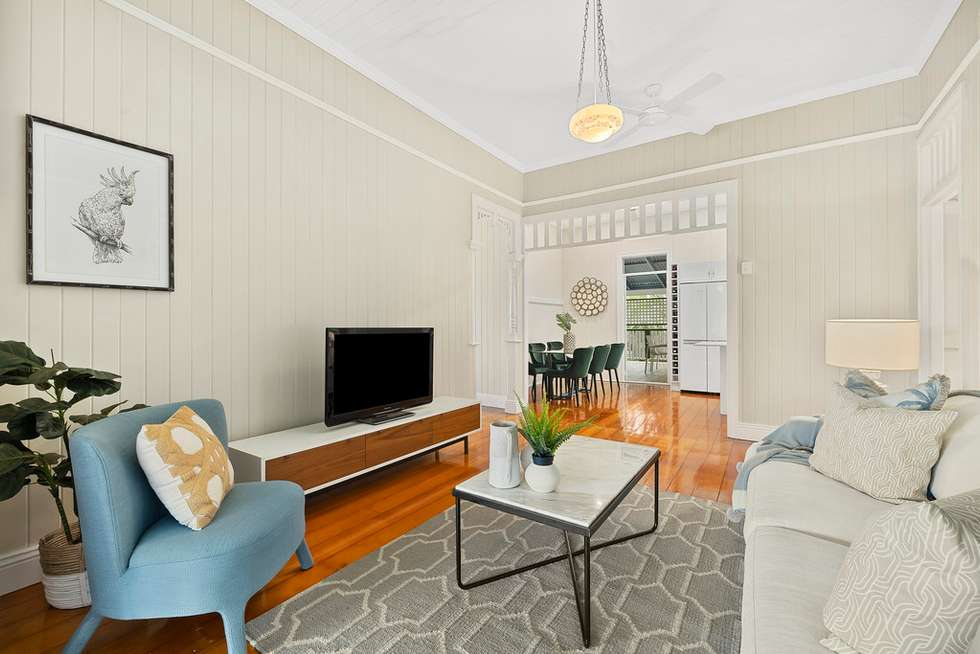 Third view of Homely house listing, 145 Abuklea Street, Newmarket QLD 4051