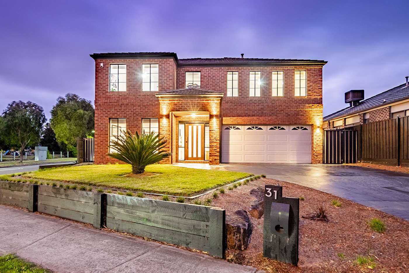 Main view of Homely house listing, 31 Melington Drive, Lyndhurst VIC 3975