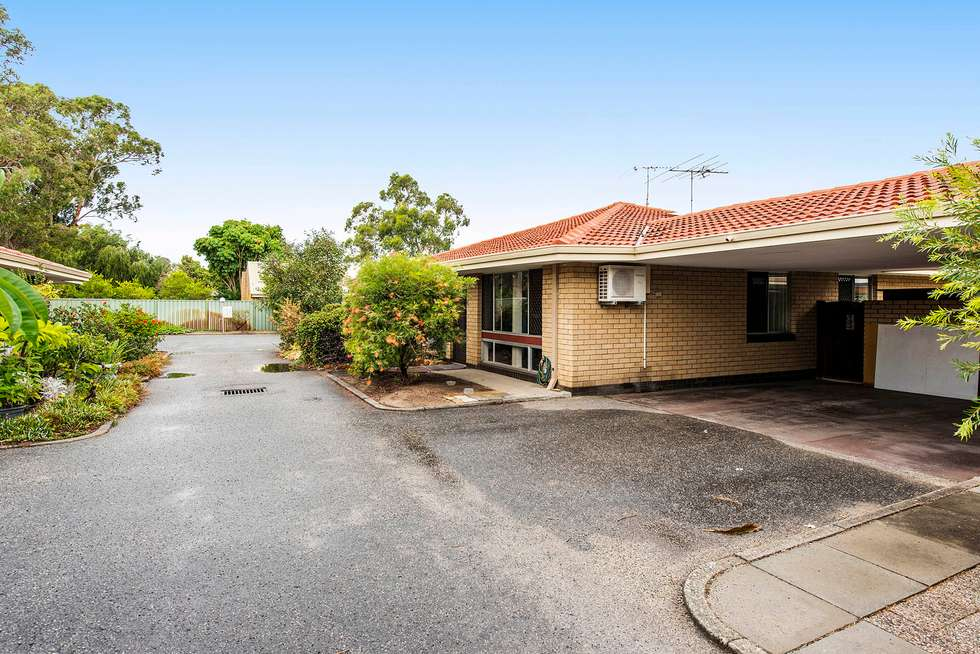 Second view of Homely villa listing, 17/87 Shakespeare Avenue, Yokine WA 6060