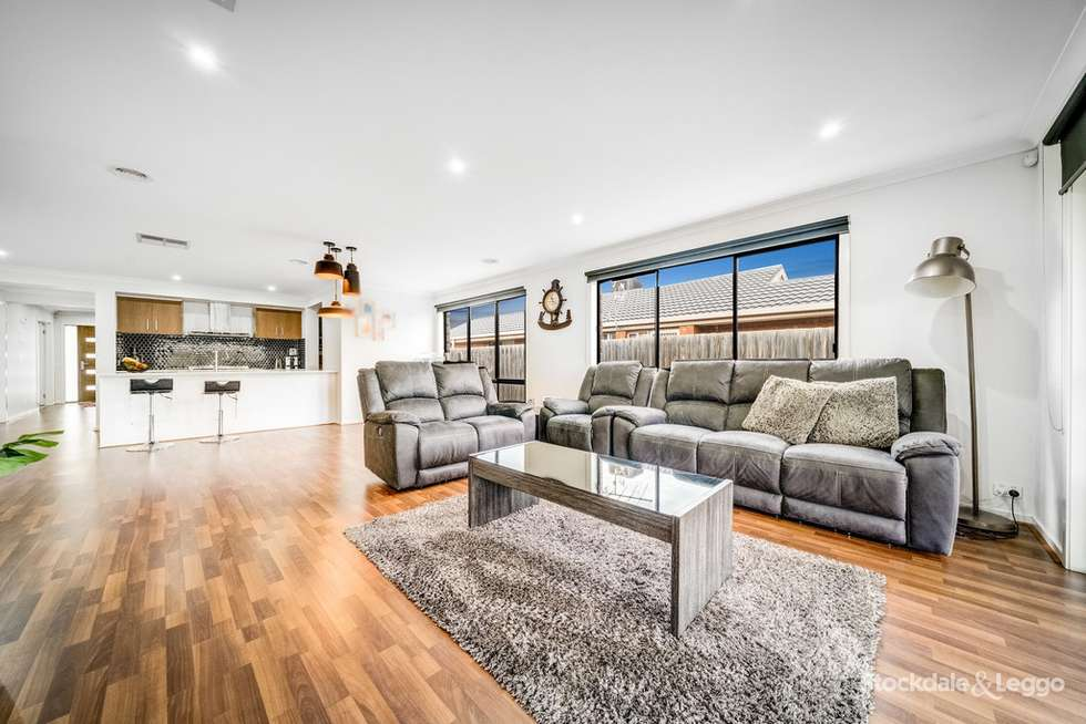 Fifth view of Homely house listing, 5 Gentzen Drive, Wyndham Vale VIC 3024