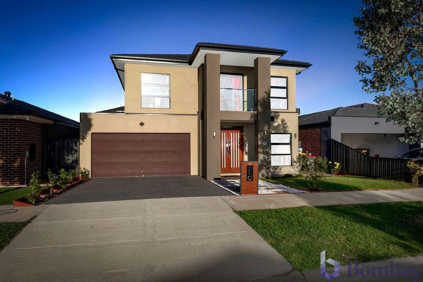 Main view of Homely house listing, 14 Mangrove Way, Craigieburn VIC 3064