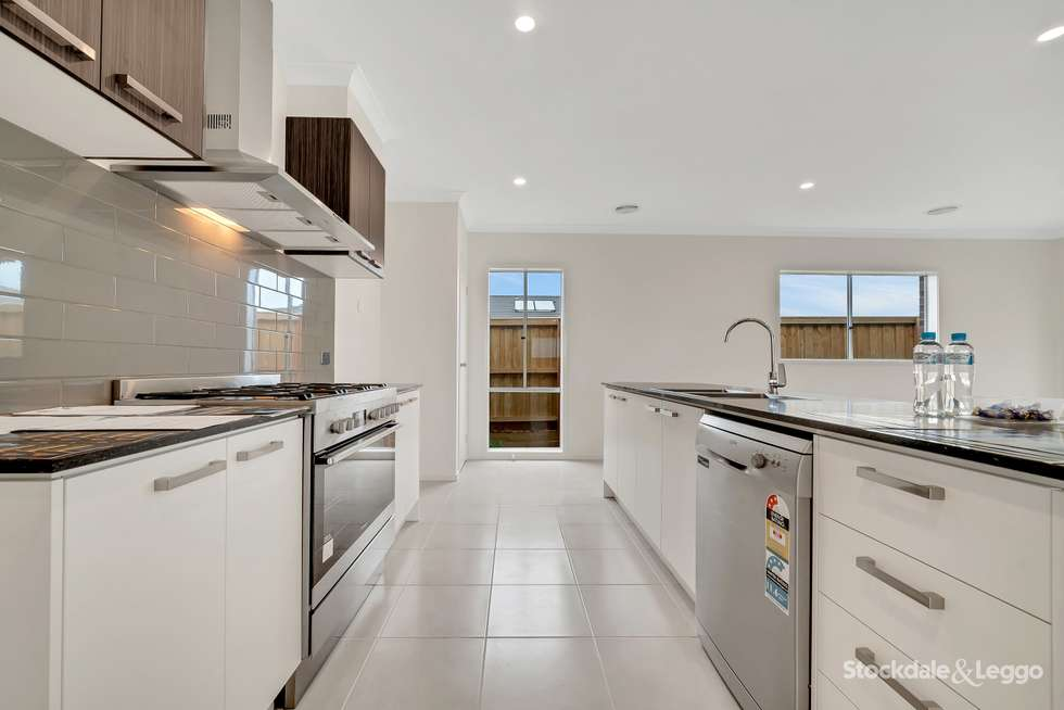 Fifth view of Homely house listing, 38 Amaretto Circuit, Manor Lakes VIC 3024