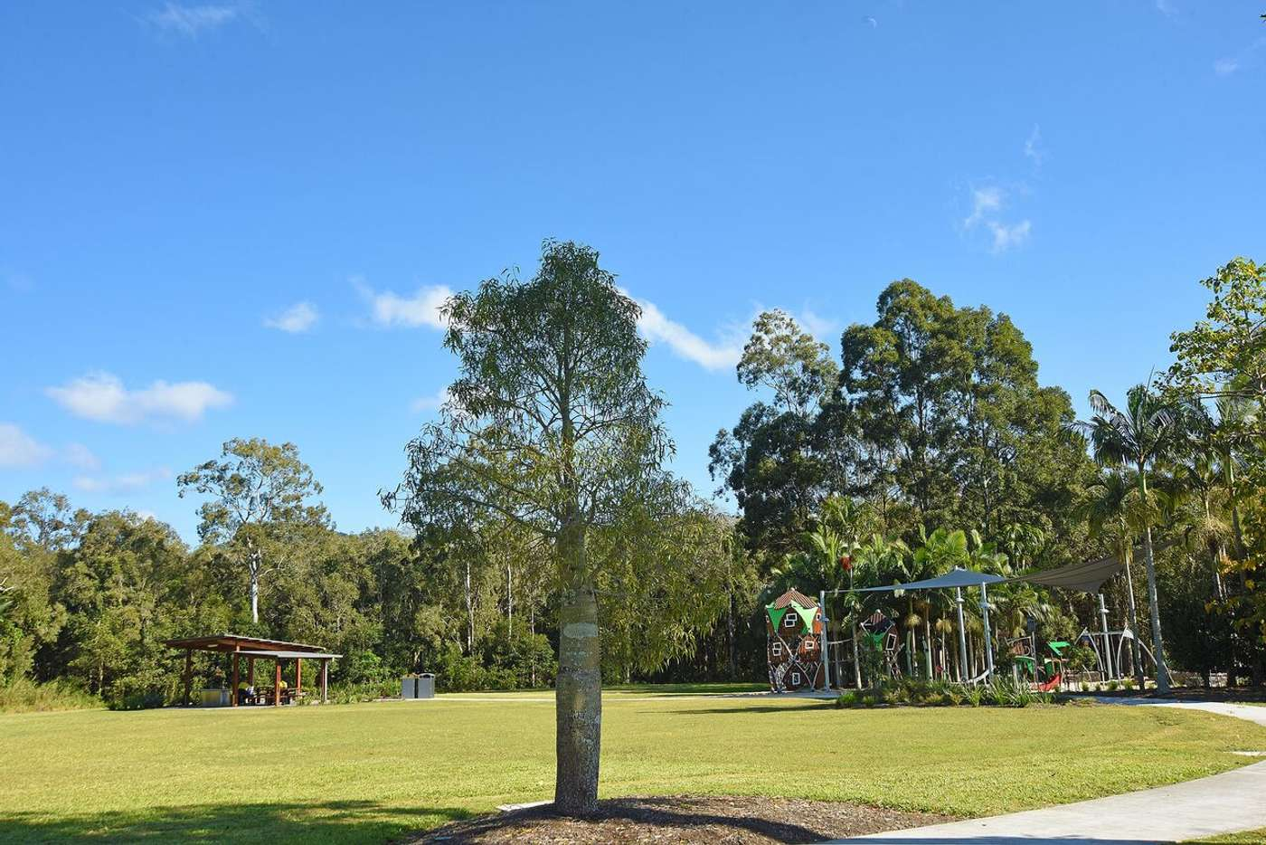 Fifth view of Homely residentialLand listing, 17 Sahara Road, Glass House Mountains QLD 4518