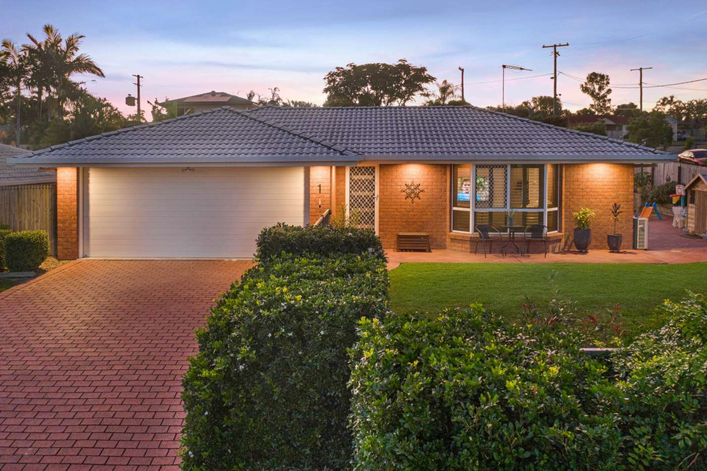 Main view of Homely house listing, 1 Olivia Court, Regents Park QLD 4118