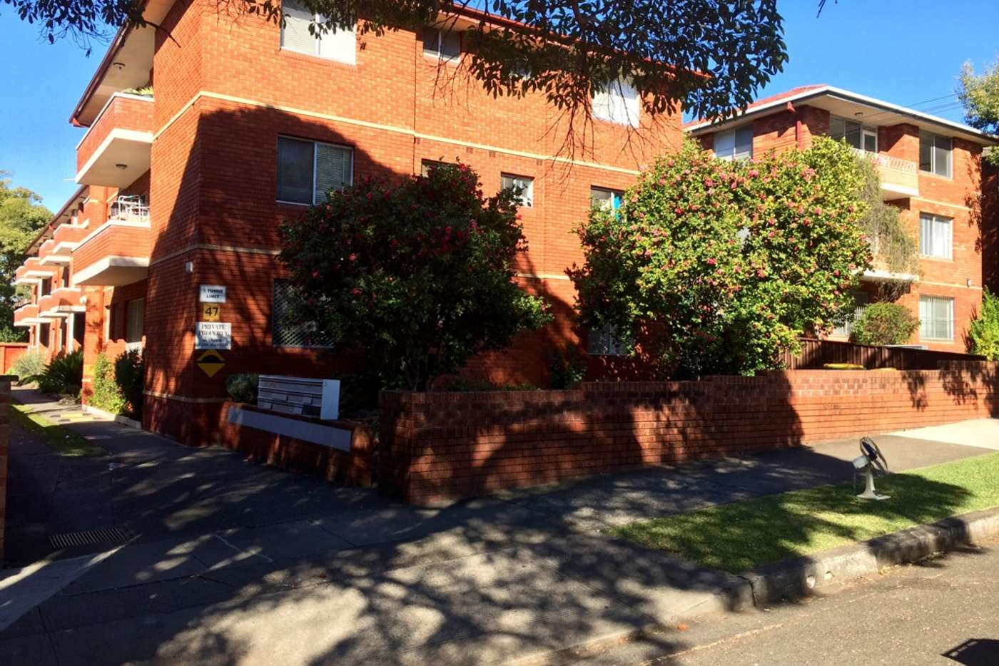 Main view of Homely unit listing, 11/47 Chandos Street, Ashfield NSW 2131