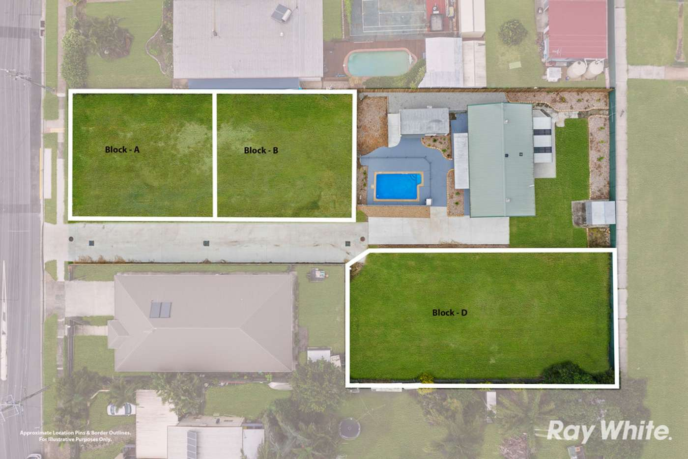 Main view of Homely residentialLand listing, LOTS 1,2,4/24 Pauline Street, Marsden QLD 4132