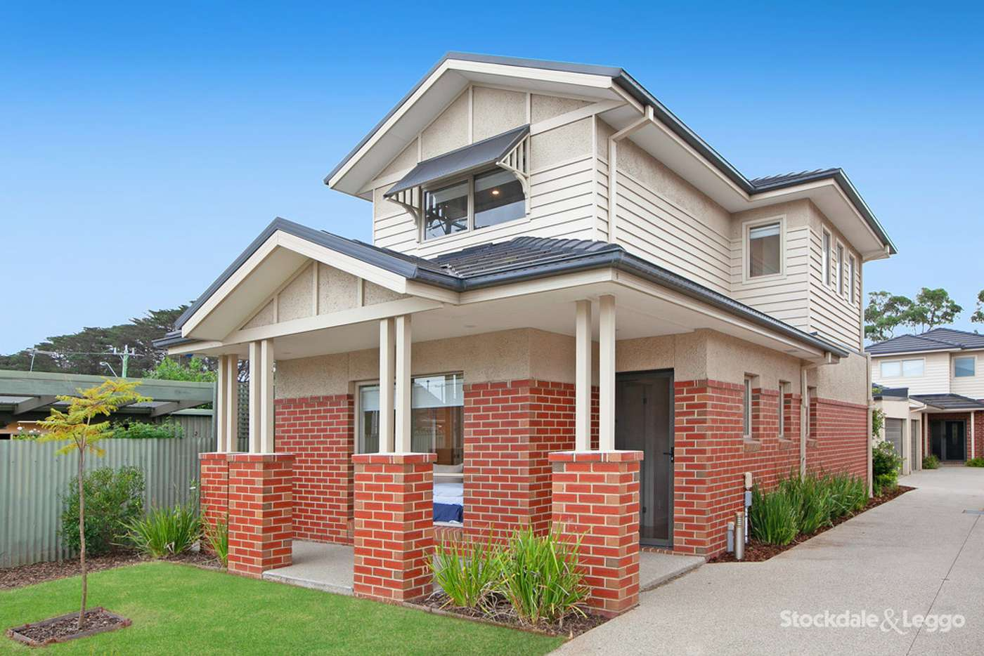 Main view of Homely townhouse listing, 1/80 Northernhay Street, Reservoir VIC 3073