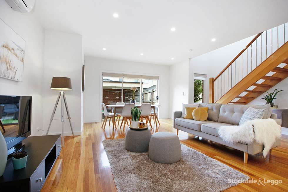 Second view of Homely townhouse listing, 1/80 Northernhay Street, Reservoir VIC 3073