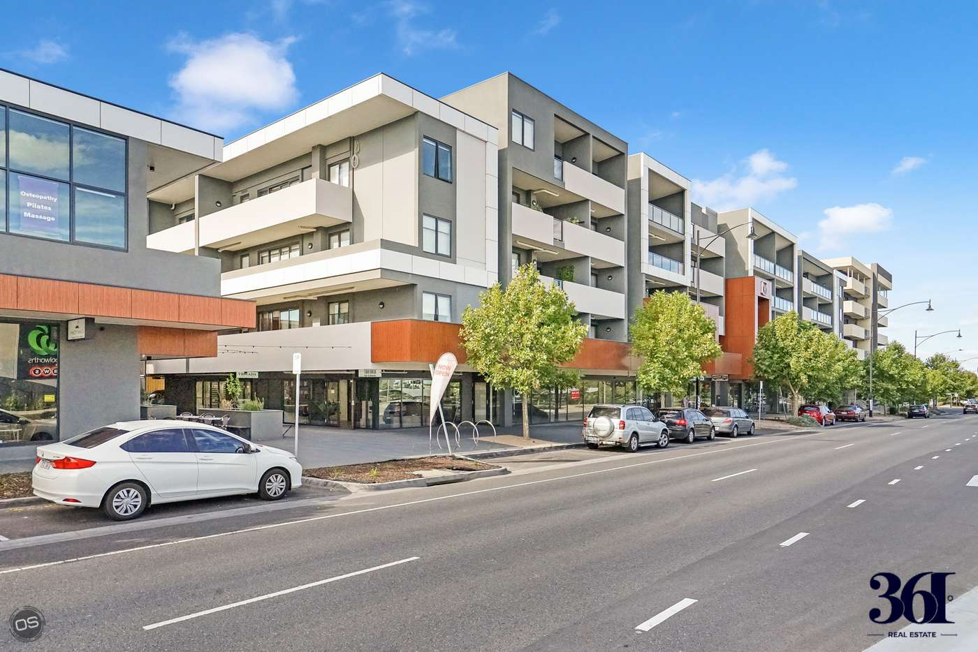 Main view of Homely apartment listing, 220/11 Commercial Road, Caroline Springs VIC 3023