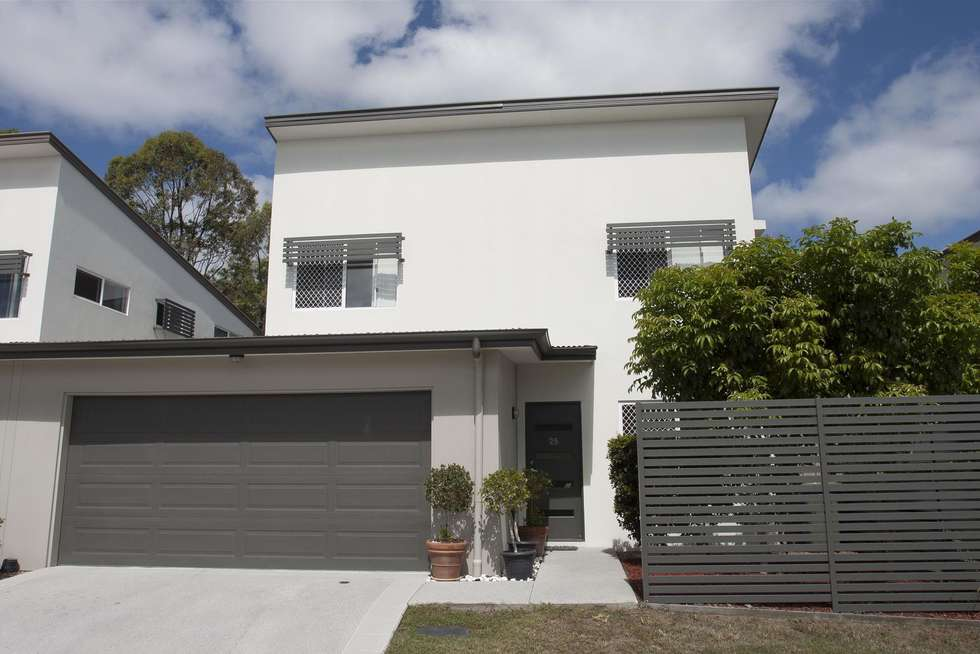 Second view of Homely house listing, 25/19 Gumtree Crescent, Upper Coomera QLD 4209