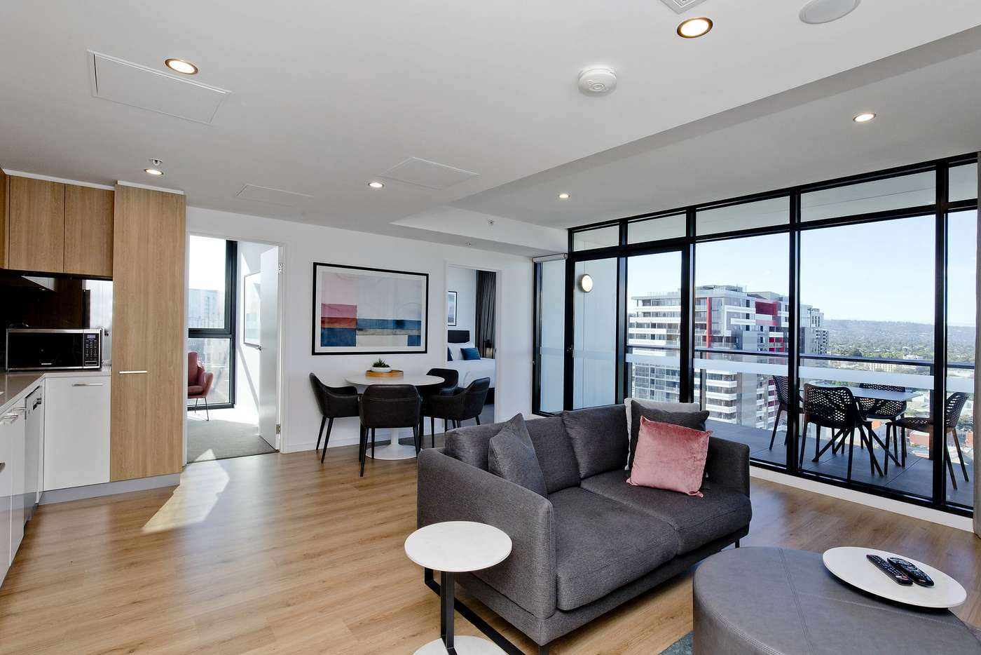 Fifth view of Homely apartment listing, 1905/180 Franklin Street, Adelaide SA 5000