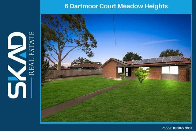 6 Dartmoor Court, Meadow Heights VIC 3048