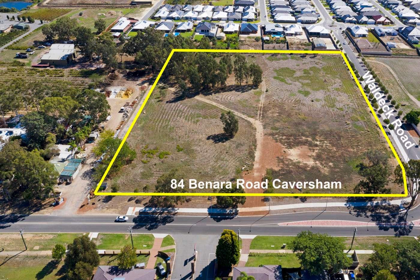 Main view of Homely residentialLand listing, 84 Benara Road, Caversham WA 6055