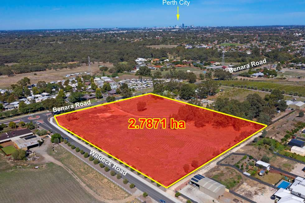 Fourth view of Homely residentialLand listing, 84 Benara Road, Caversham WA 6055