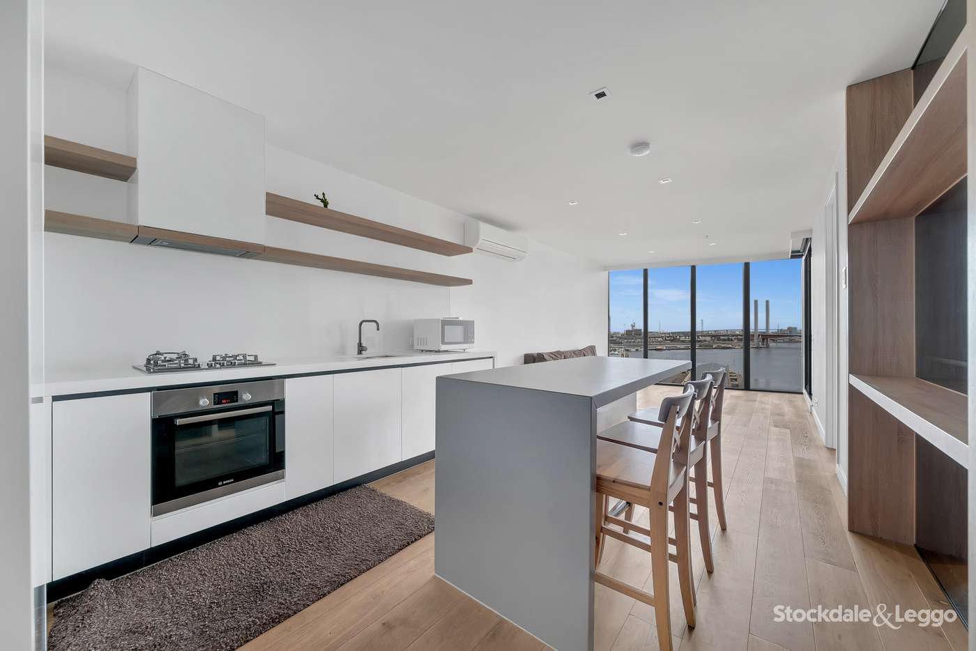 Main view of Homely apartment listing, 1211/677 La Trobe Street, Docklands VIC 3008
