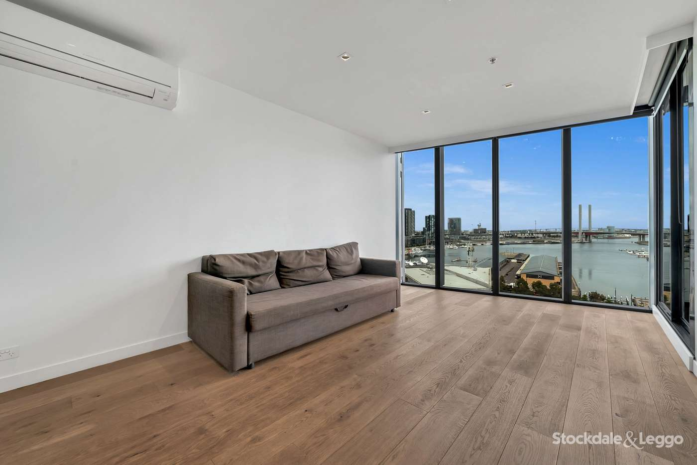 Fifth view of Homely apartment listing, 1211/677 La Trobe Street, Docklands VIC 3008