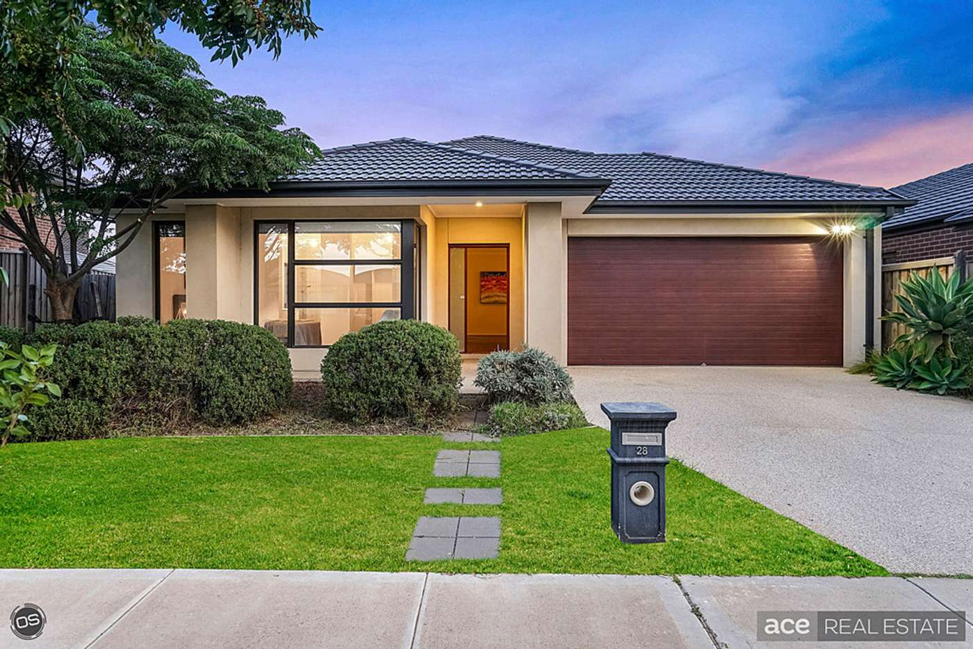Main view of Homely house listing, 28 Packer Way, Williams Landing VIC 3027