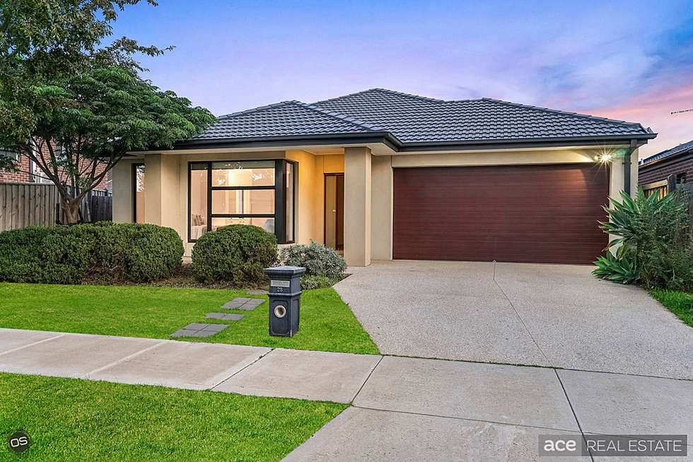 Second view of Homely house listing, 28 Packer Way, Williams Landing VIC 3027